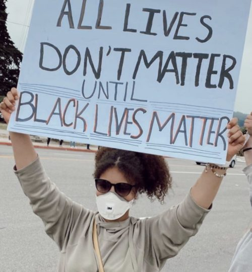 June 2020 #BLM Protests
