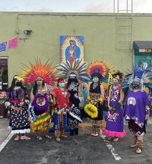 SCBU Dia de Los Muertos Celebration Nov. 2020
