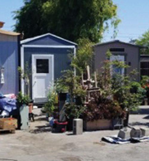 Tiny House Project SCBU
